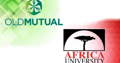 AU receives donation from Old Mutual to upscale its production of hand sanitizers in the fight against COVID