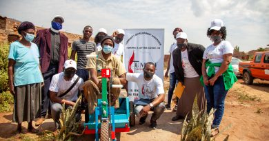 Africa University Chaplaincy Outreach: Empowering the disabled during COVID- 19