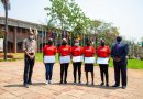 Africa University/Stanbic Bank Scholars of 2020 receive brand new laptops to facilitate participation and immersion in AU's E- Learning revolution