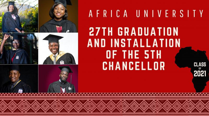 Africa University installs 5th Chancellor and graduates over 500 graduands from 24 African nations